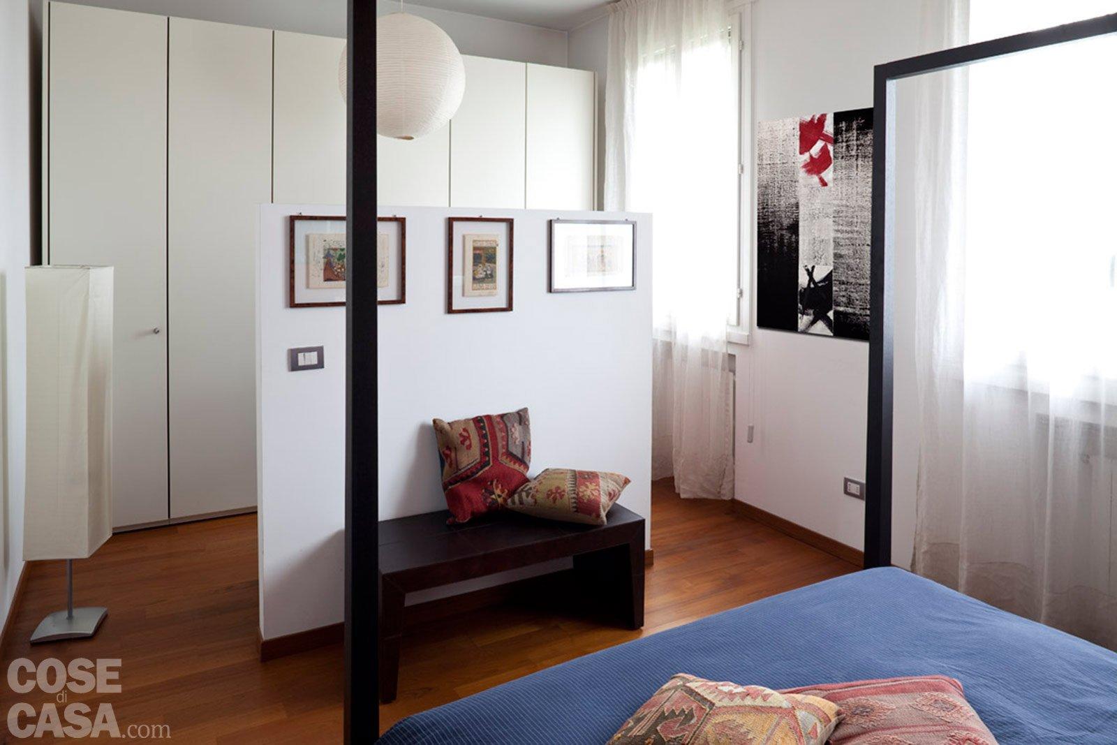 Una casa rinnovata nel look con luce moltiplicata cose for Piccoli piani di casa cabina