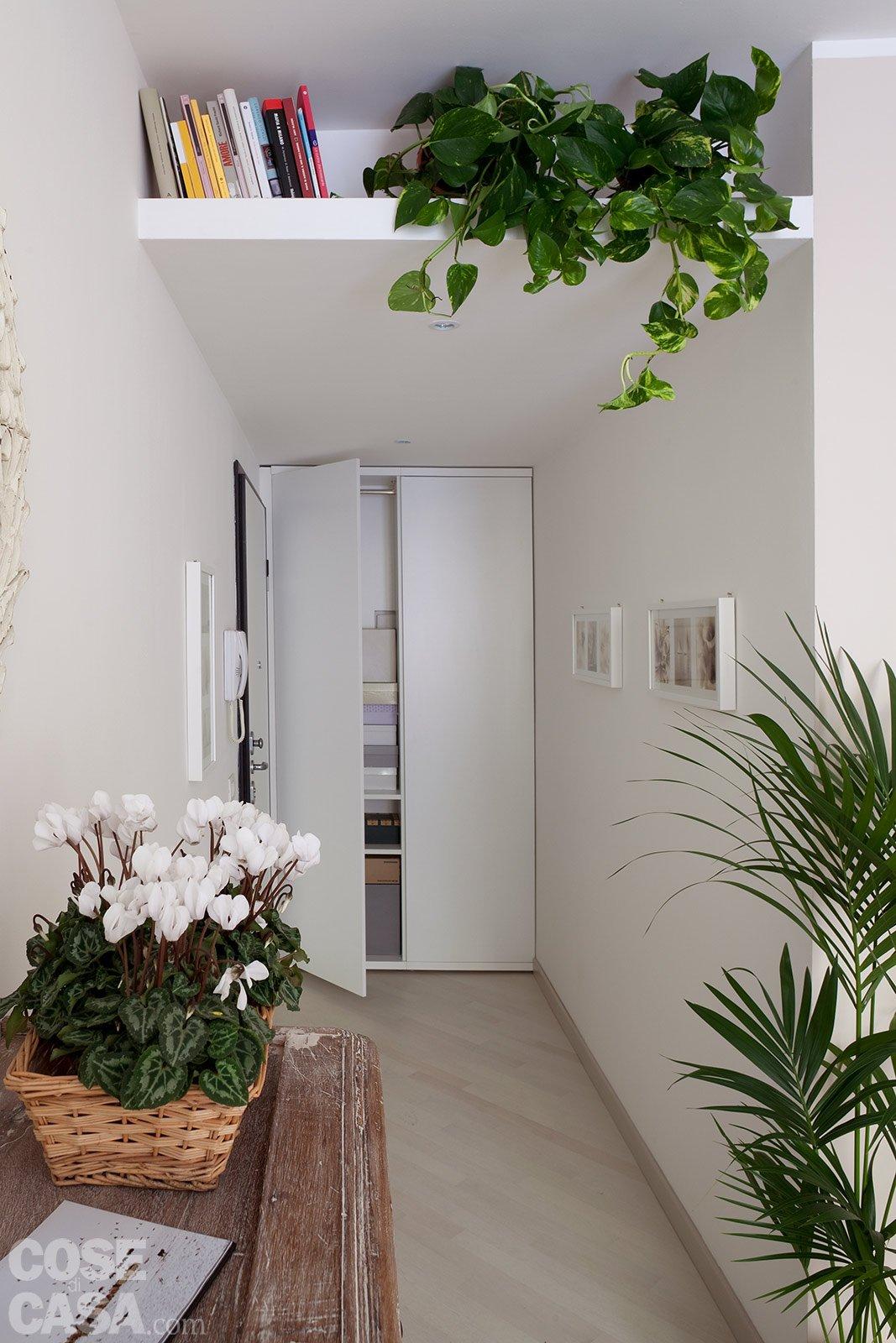 44 mq una stanza in pi in casa cose di casa for Cucina in armadio