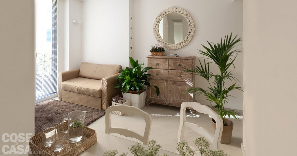 44 mq una stanza in pi in casa cose di casa - Casa 50 mq ikea ...