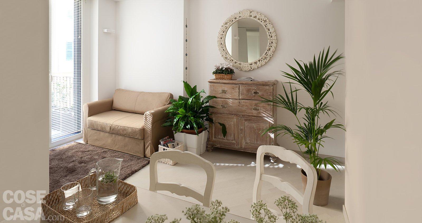 44 mq una stanza in pi in casa cose di casa for Ultimi disegni di mobili foto