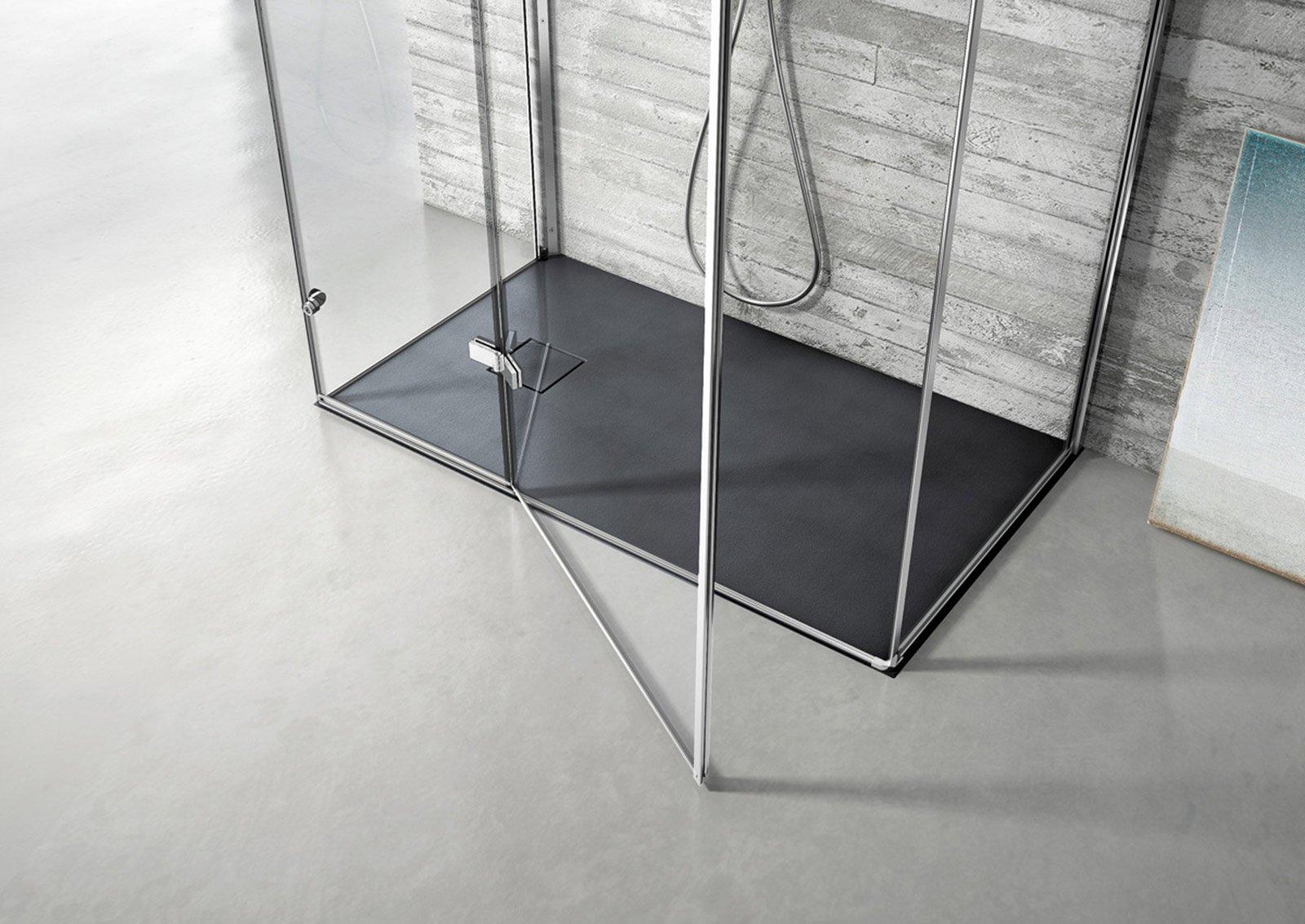 Scegliere il piatto doccia cose di casa - Piatto doccia acquabella ...