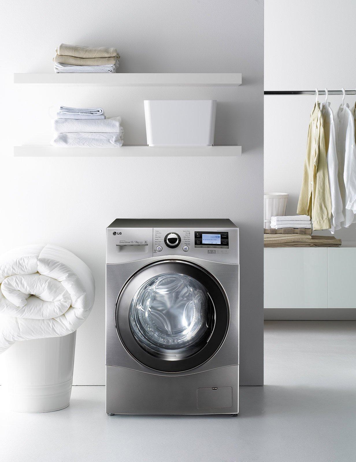 Elettrodomestici silenziosi cose di casa for Motore inverter lavatrice