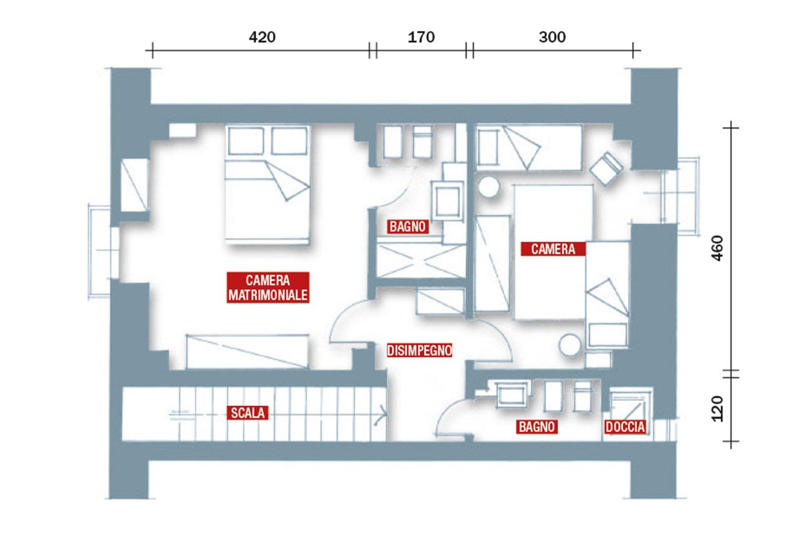 Progetti case interesting progetto casa a due piani with for Progetti di piani di casa con foto