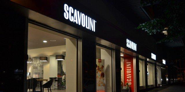 Scavolini apre un nuovo showroom a Roma