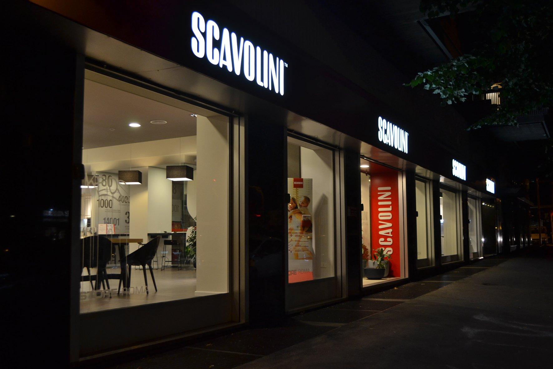 Scavolini apre un nuovo showroom a roma cose di casa for Showroom arredamento roma