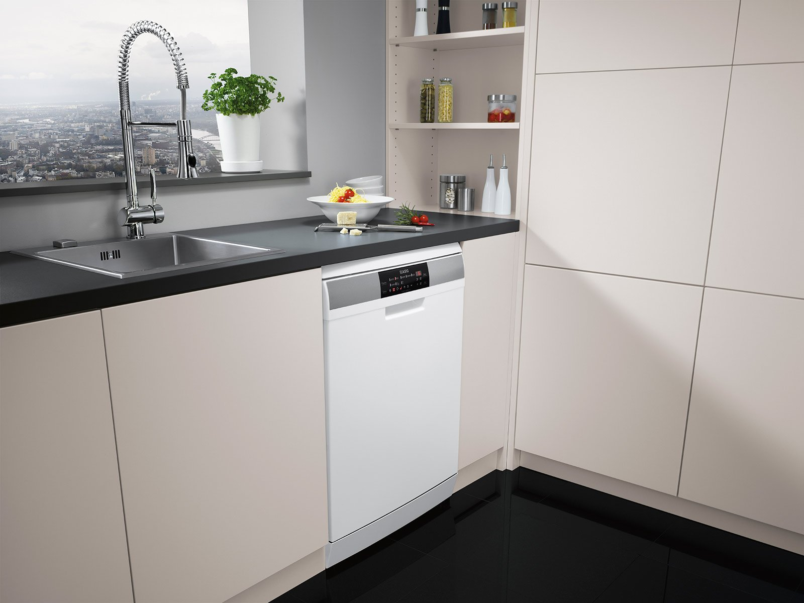 Elettrodomestici silenziosi cose di casa for La lavastoviglie