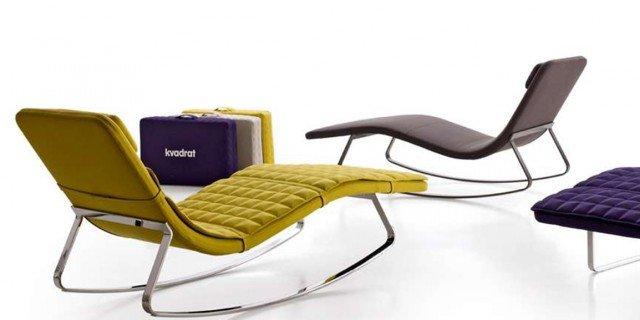 La poltrona a modo tuo: relax sulla chaise longue