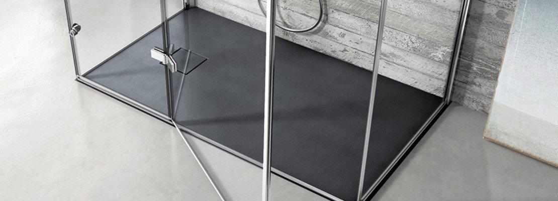 Scegliere il piatto doccia cose di casa - Piatto doccia incassato nel pavimento ...