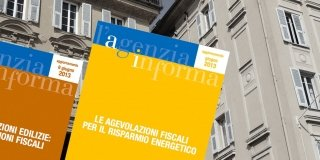 Agevolazioni fiscali 2013: le guide dell'Agenzia delle Entrate