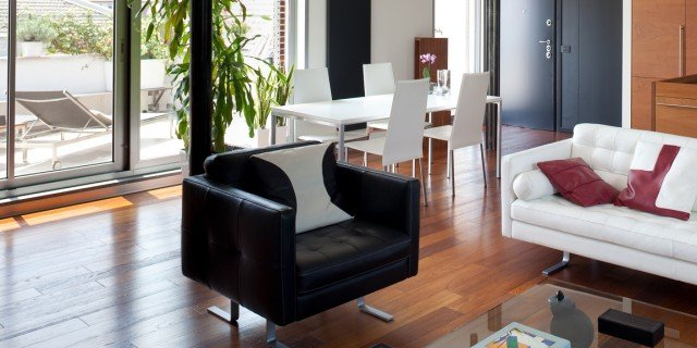 80 mq: una casa per due, perfetta per fare inviti