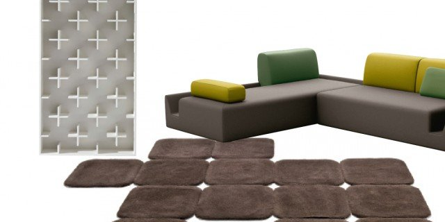 Soggiorno & design: passione per i colori scuri - Cose di Casa