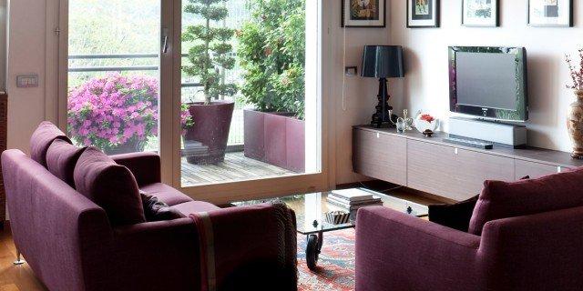 Una casa rinnovata nel look, con luce moltiplicata