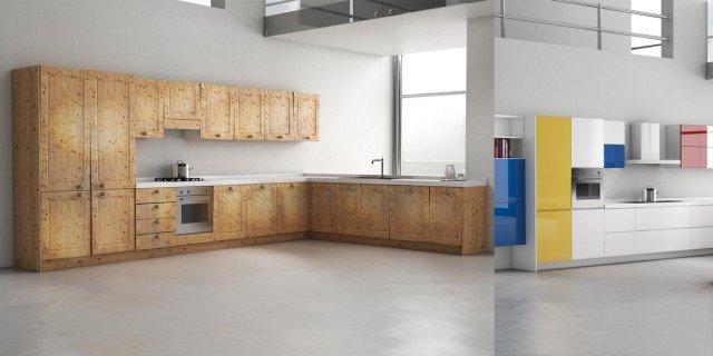 cucina: la rinnovo cambiando solo le ante - cose di casa - Rinnovare Ante Cucina