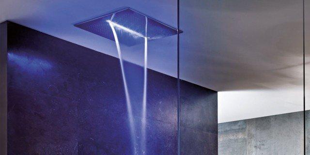 Rubinetteria: soffioni per la doccia
