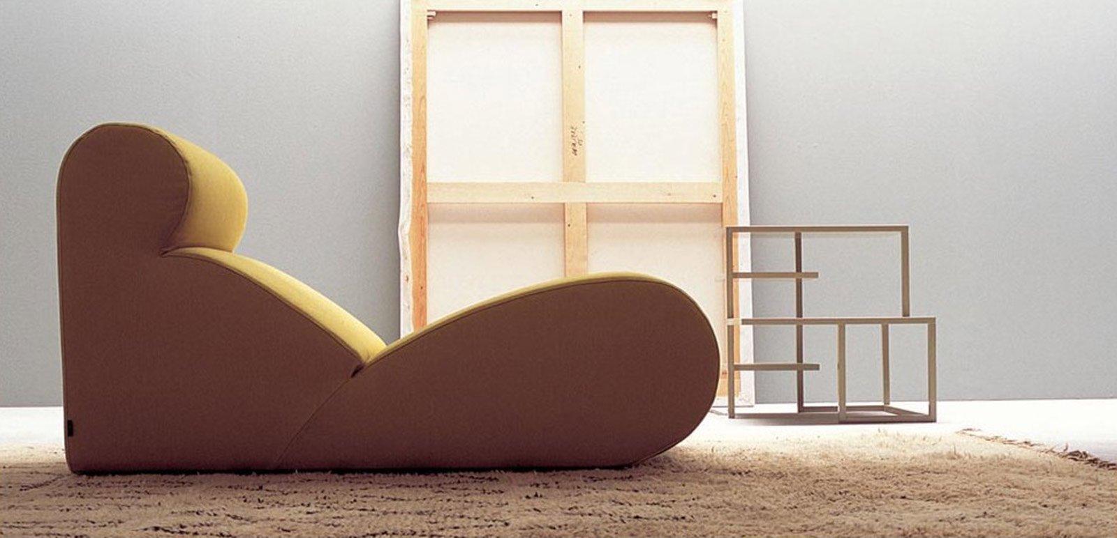 La poltrona a modo tuo: relax sulla chaise longue - Cose di Casa on chaise recliner chair, chaise sofa sleeper, chaise furniture,