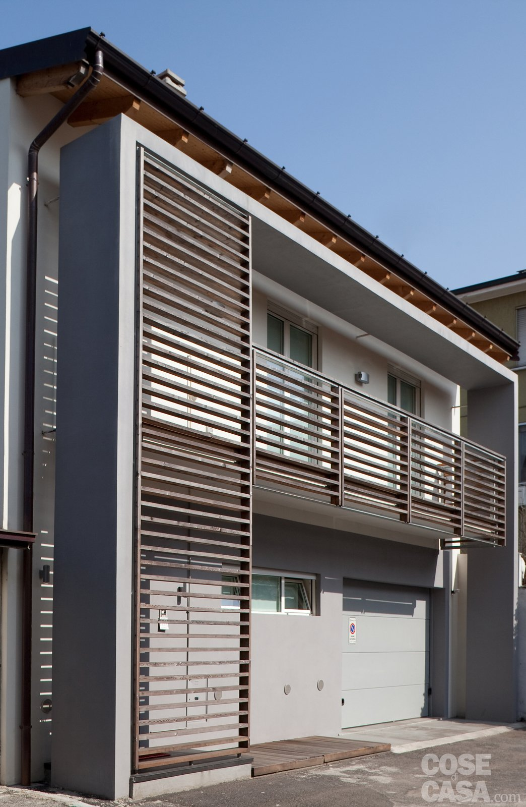Una casa ristrutturata per il risparmio energetico cose for Case di casa