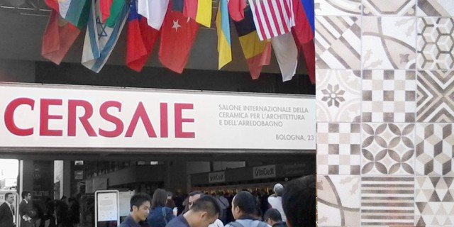Cersaie 2013: proposte dal Salone della Ceramica
