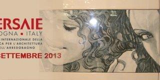 Cersaie 2013: ceramica all'insegna della creatività