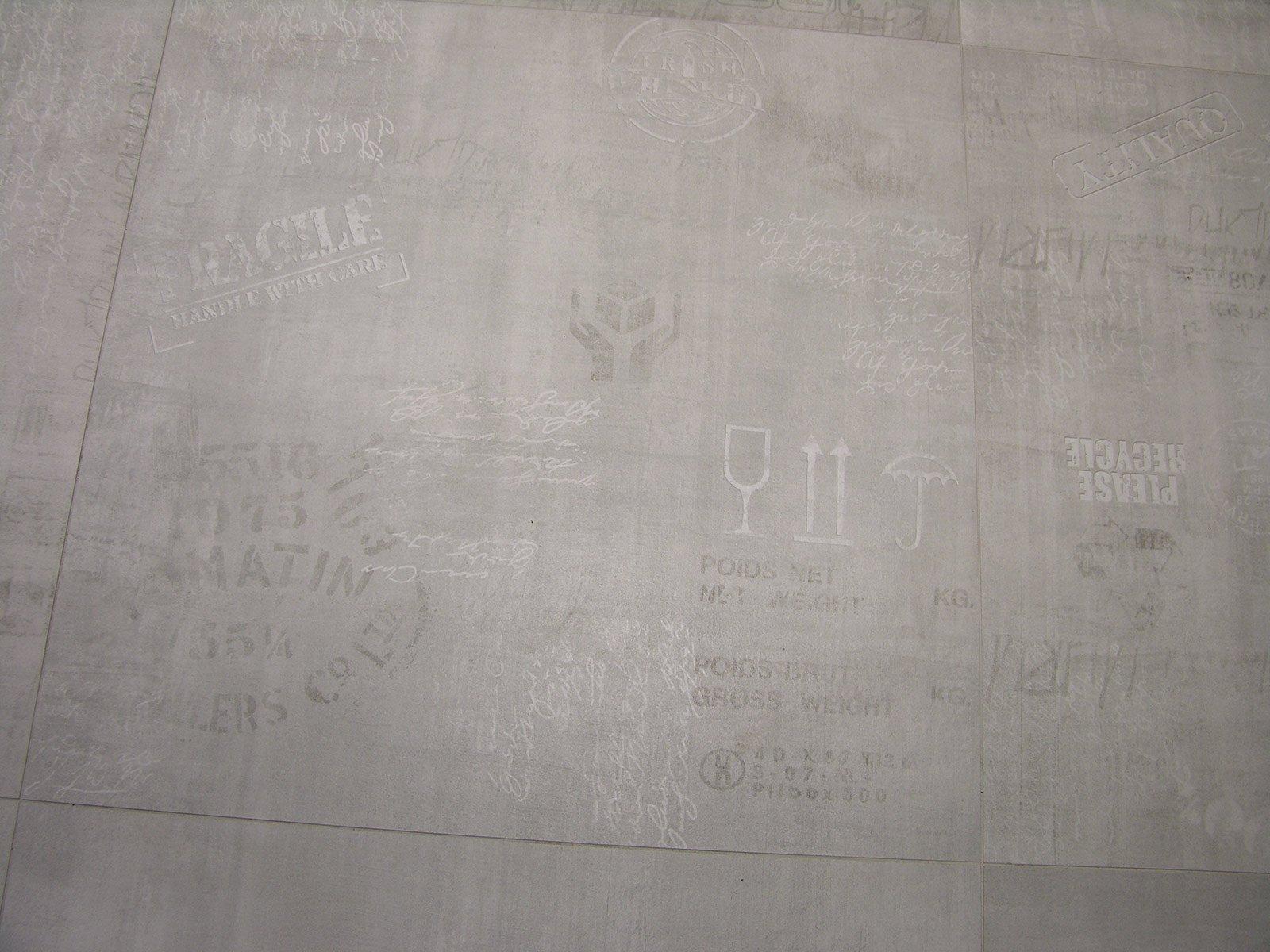 Delconca pavimento scritte1 cose di casa - Piastrelle con brillantini ...