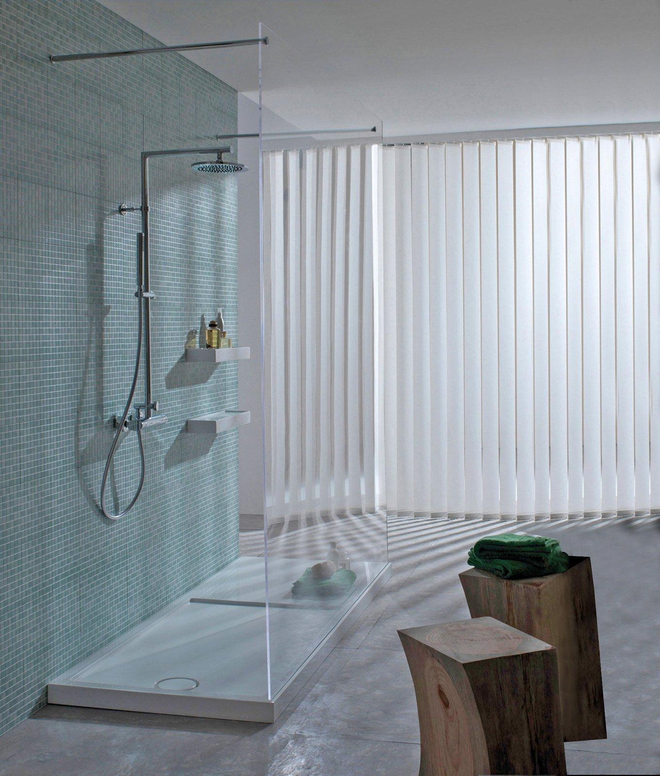 Scegliere il piatto doccia cose di casa - Box doccia globo ...