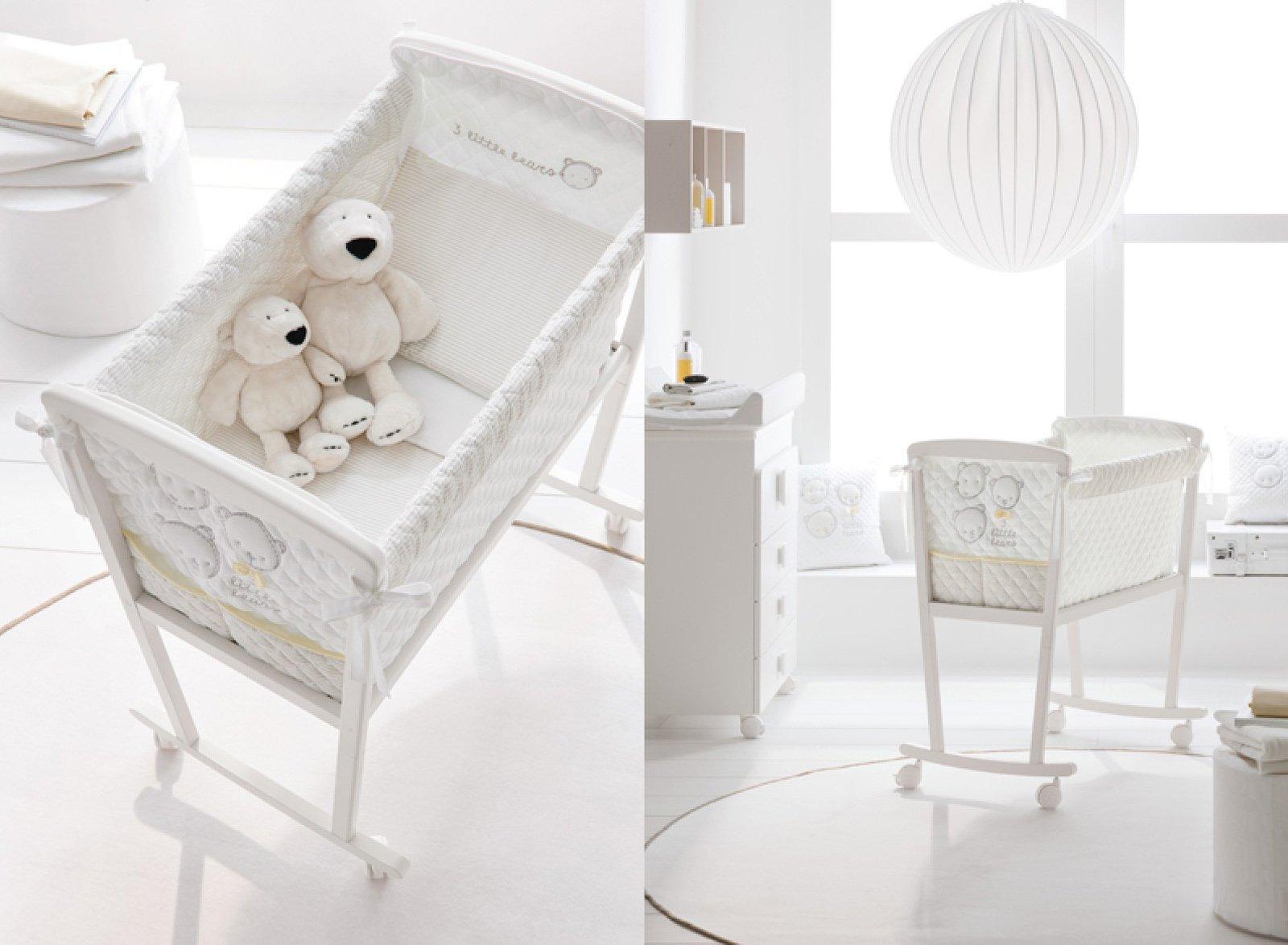 Dondolo 2 Posti Lullaby.Culle Il Posto Giusto Per La Nanna Cose Di Casa