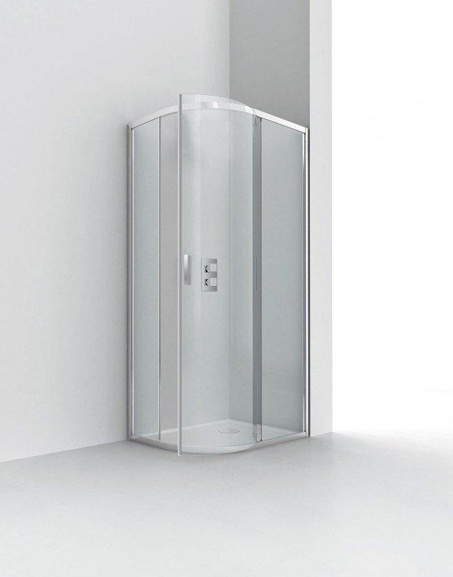 Scegliere il box doccia cose di casa - Box doccia salvaspazio ...
