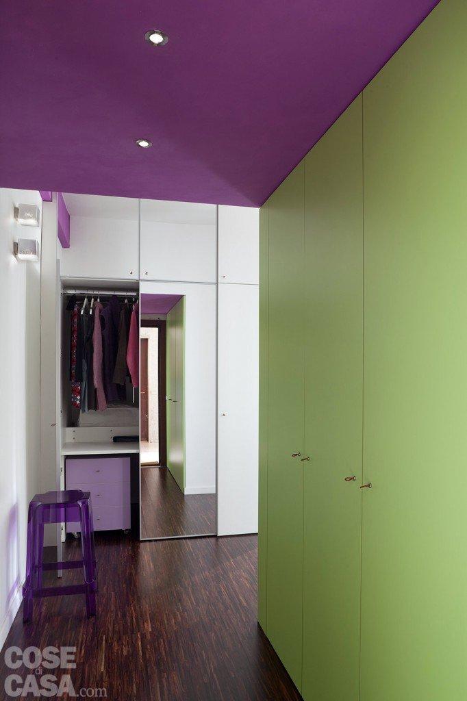 Una casa di 40 mq monolocale con cucina separata cose for Ben arredo