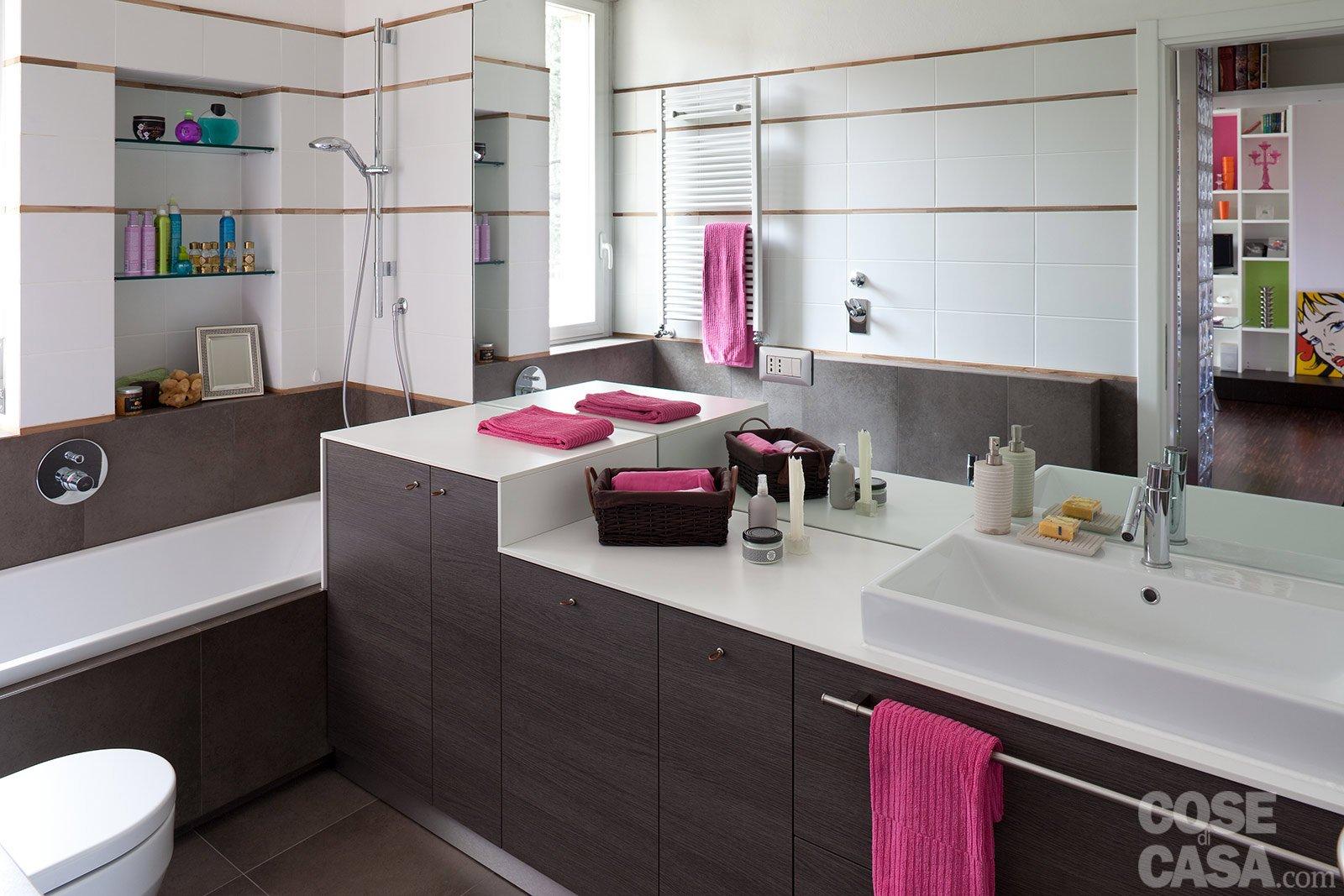 Una casa di 40 mq: monolocale con cucina separata - Cose ...