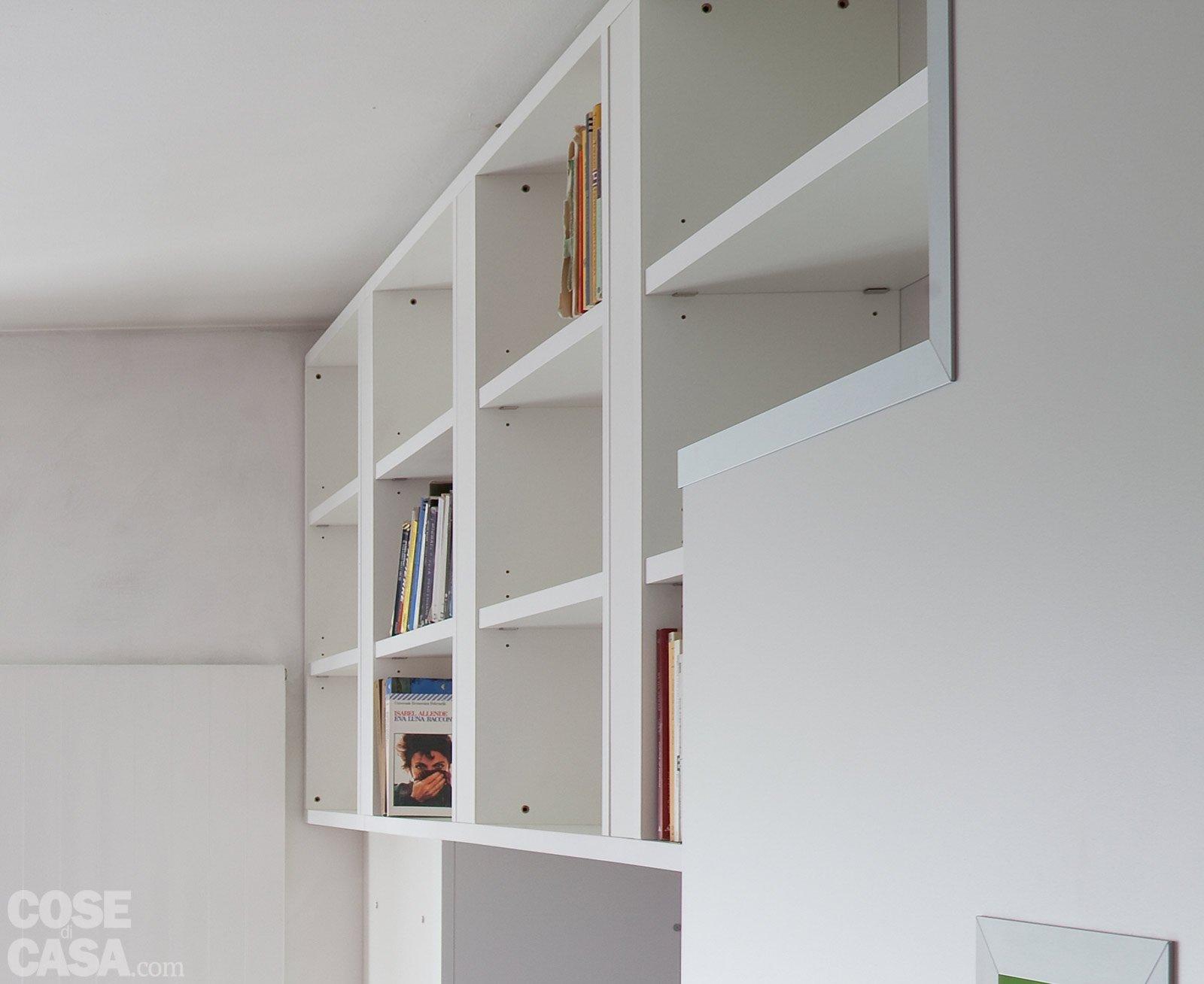 una casa di 40 mq: monolocale con cucina separata - cose di casa - Soggiorno Cucina 40 Mq
