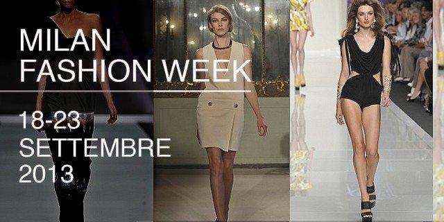 Milano Fashion Week 2013: gli eventi del 20 settembre