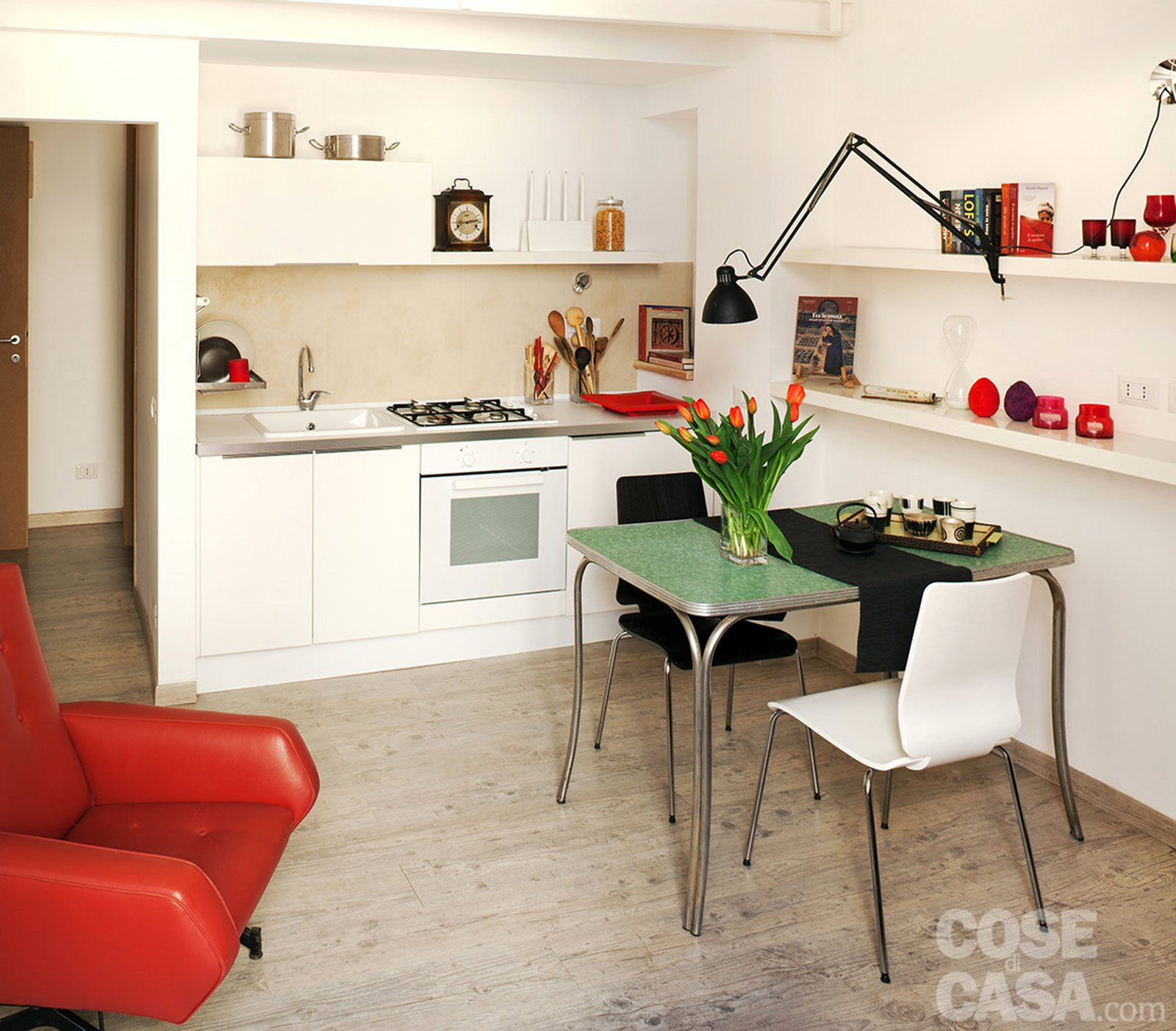 Quadri Cucina Leroy Merlin una casa che punta al risparmio - cose di casa