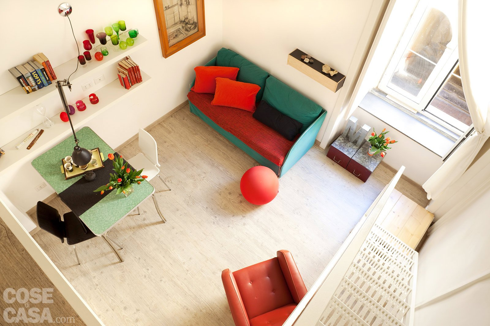 Una casa che punta al risparmio cose di casa - Idee salvaspazio casa ...
