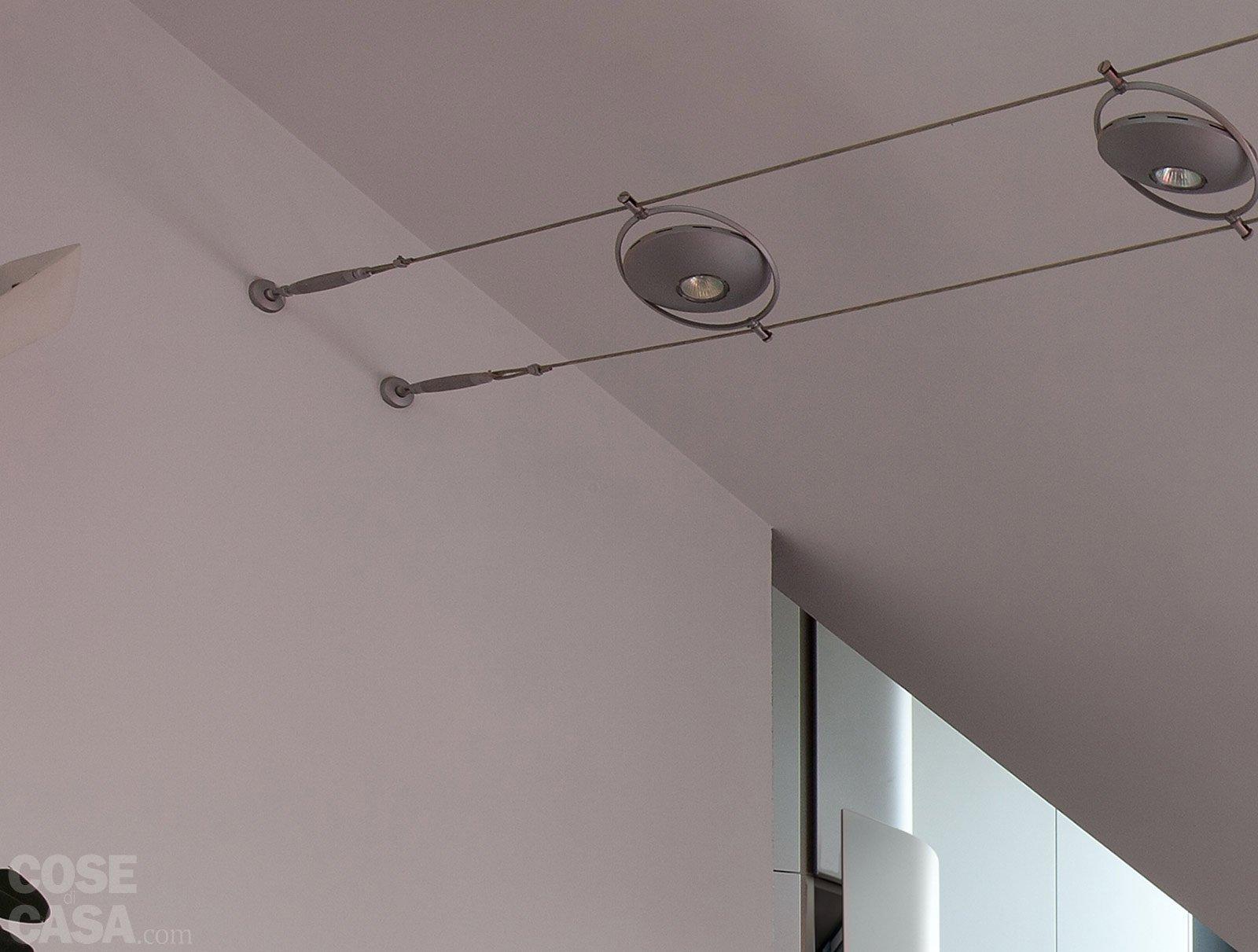 95 mq: una casa con nuovi ambienti in verticale - Cose di Casa
