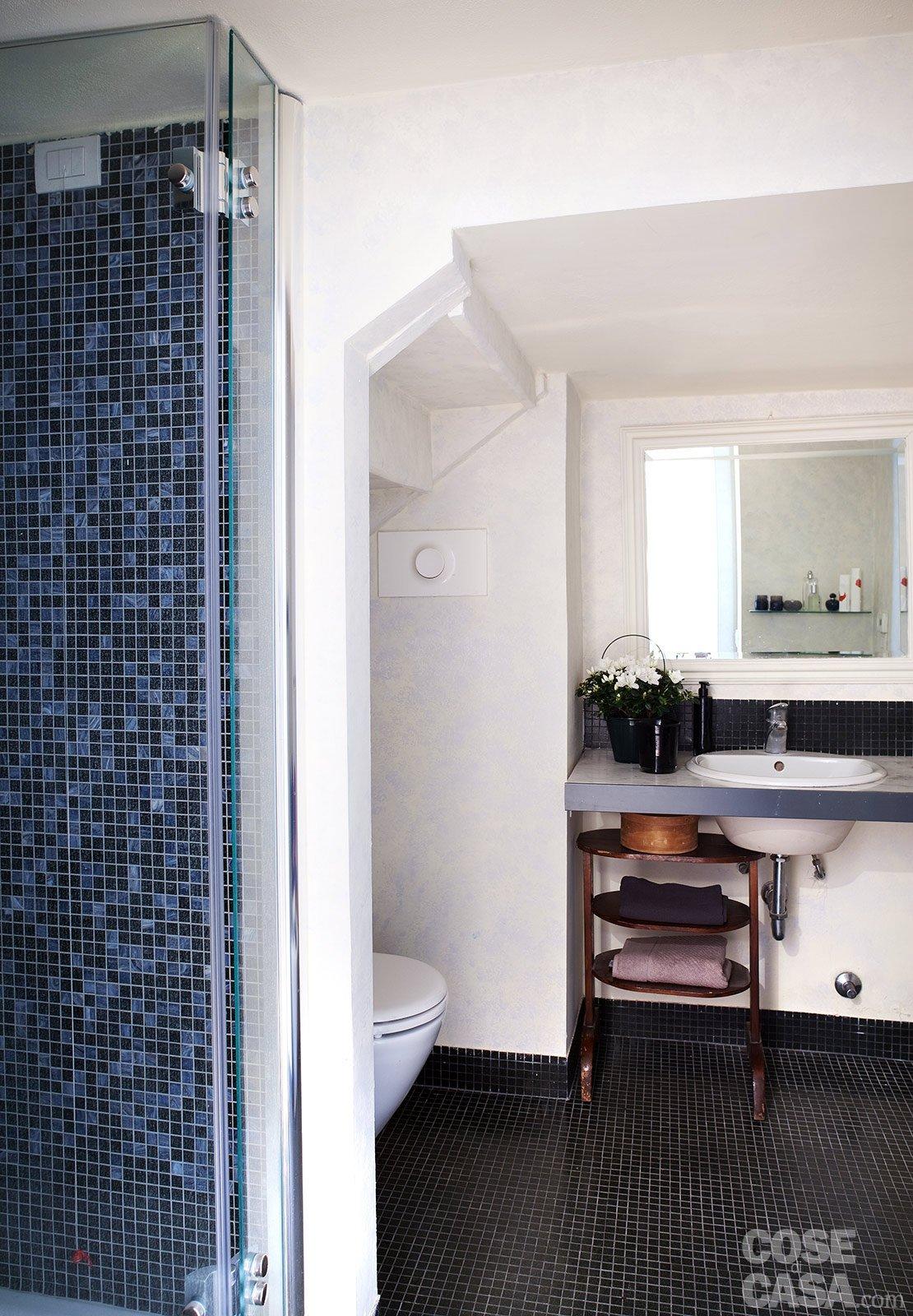 Monolocale una casa di 30 mq risolta al centimetro cose - Casa in muratura portante ...