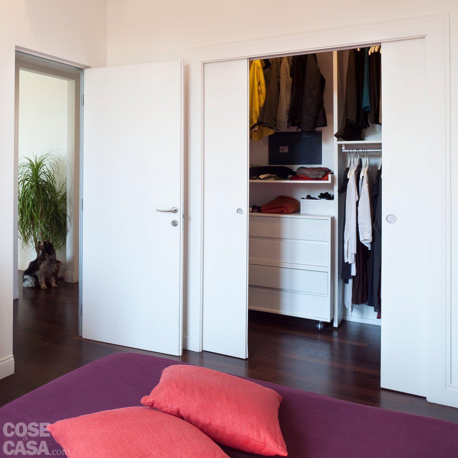 camera da letto con cabina armadio e bagno. fabulous camera da ... - Cabina Armadio Camera Da Letto