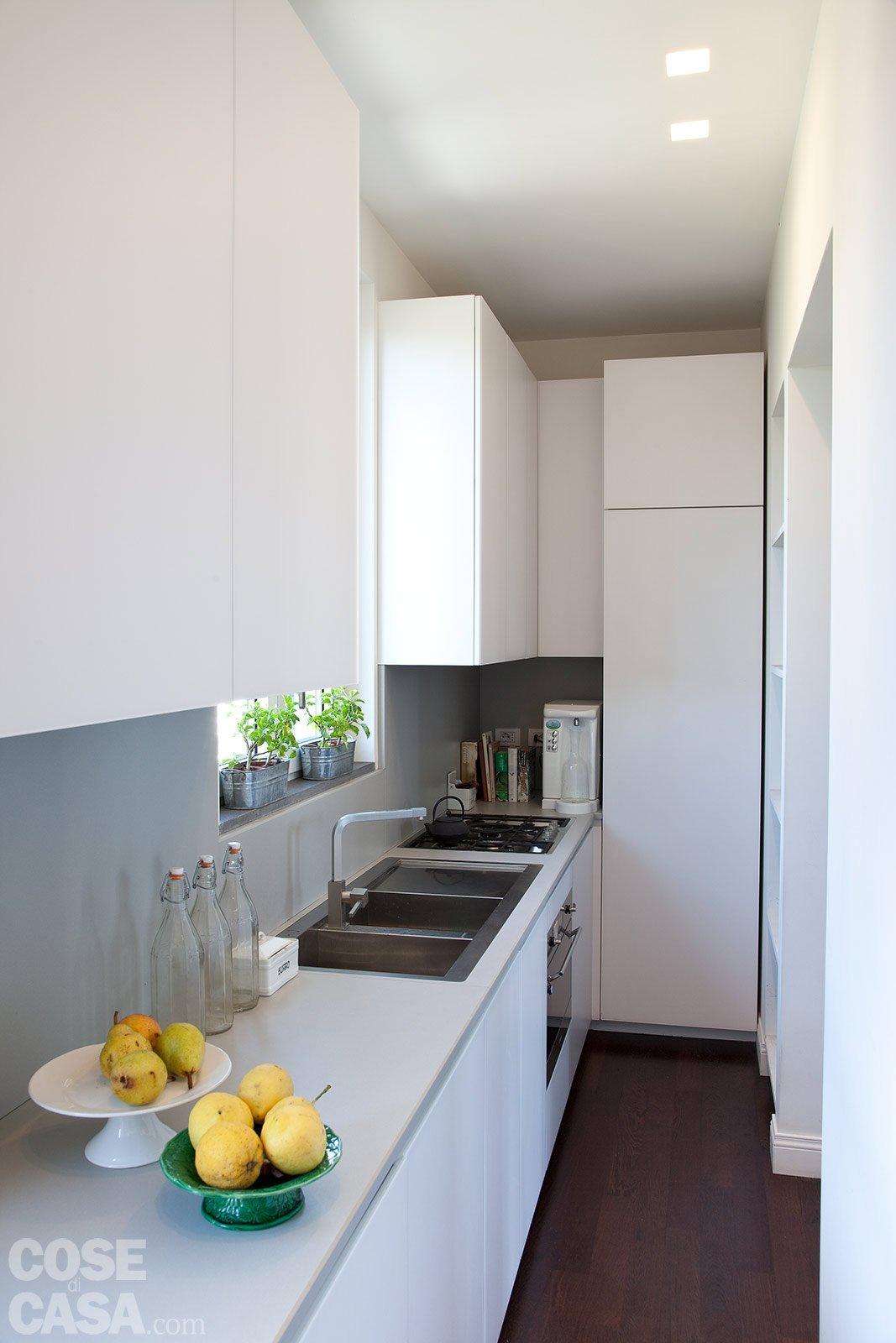 Cucine Moderne Piccole Ad Angolo. Latest Pin Dispensa Ad Angolo On ...