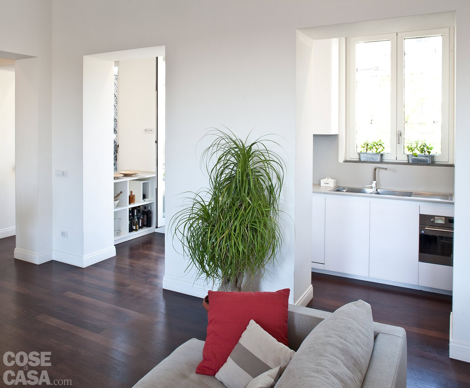 Casa 14 mq in pi per il bilocale cose di casa for Generatore di design di casa