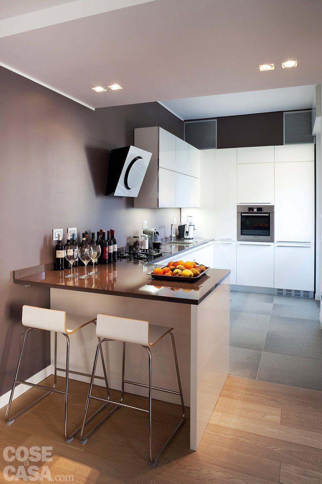 Fiorentini Ronchi Cucina0 #A26529 1067 1600 Top Cucina Laminato Pro E Contro