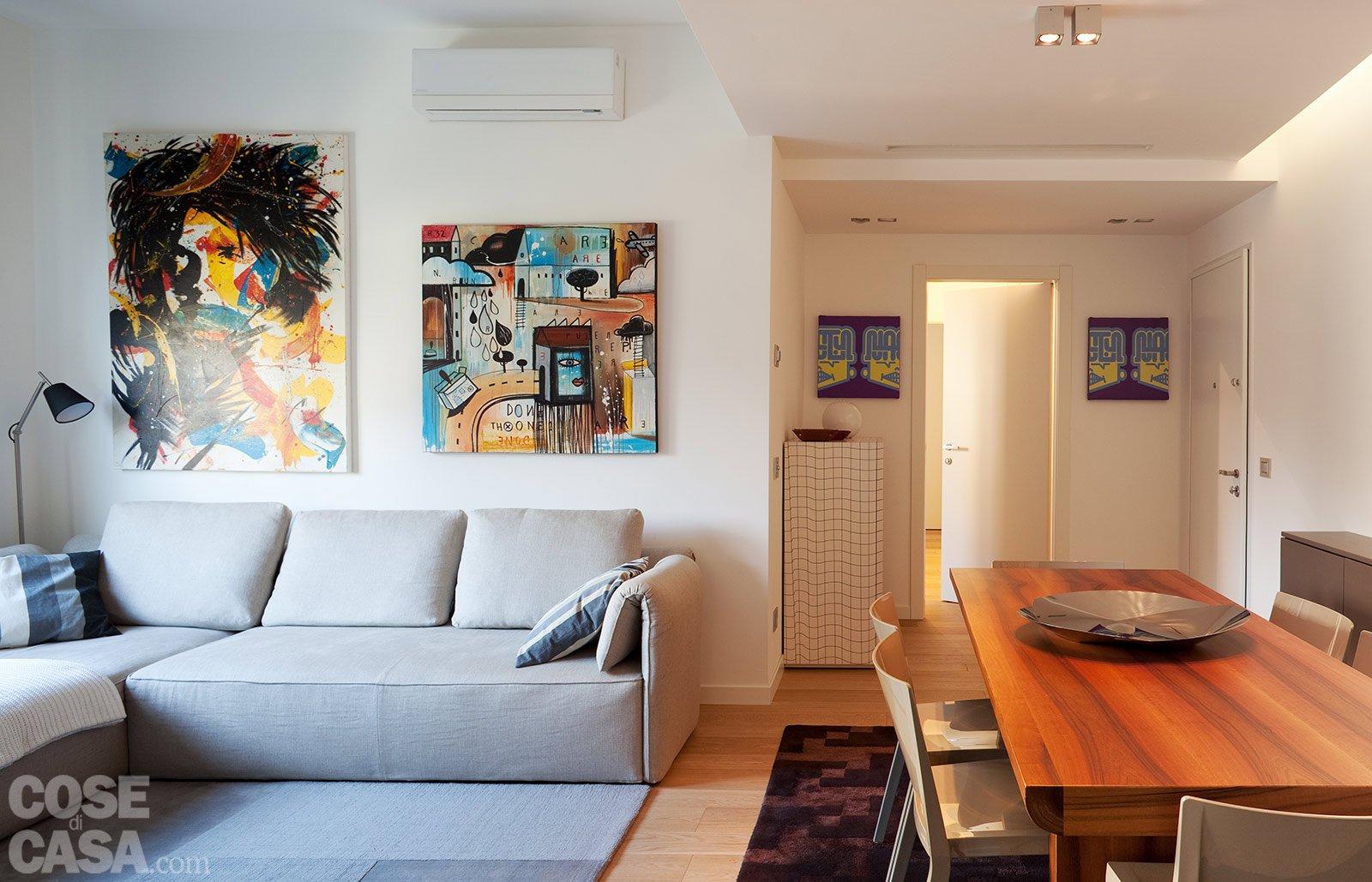 Una casa con soffitti che definiscono le funzioni Cose di Casa