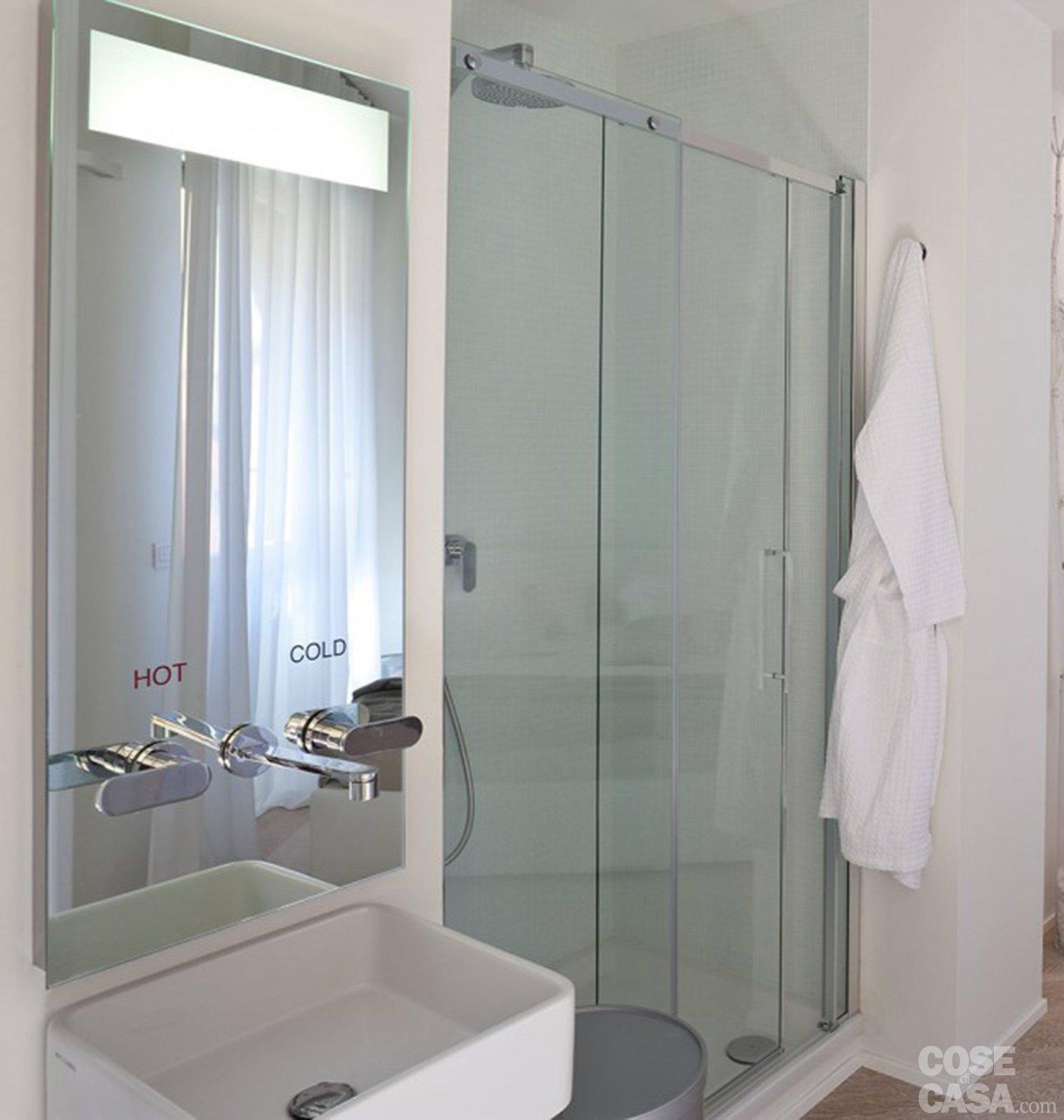 75 mq 10 idee per far sembrare pi grande la casa cose - Dimensioni water piccolo ...
