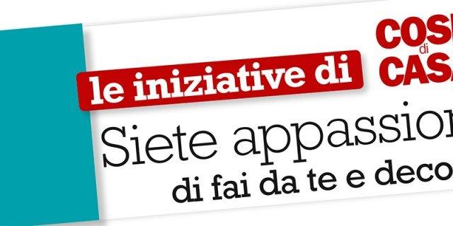 """Prosegue l'iniziativa """"Il tuo fai da te diventa protagonista"""". In omaggio per voi 4 buoni acquisto Zalando"""