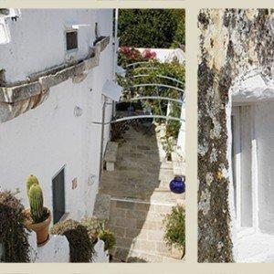 Una casa in pietra in stile mediterraneo cose di casa for Case in pietra e tronchi