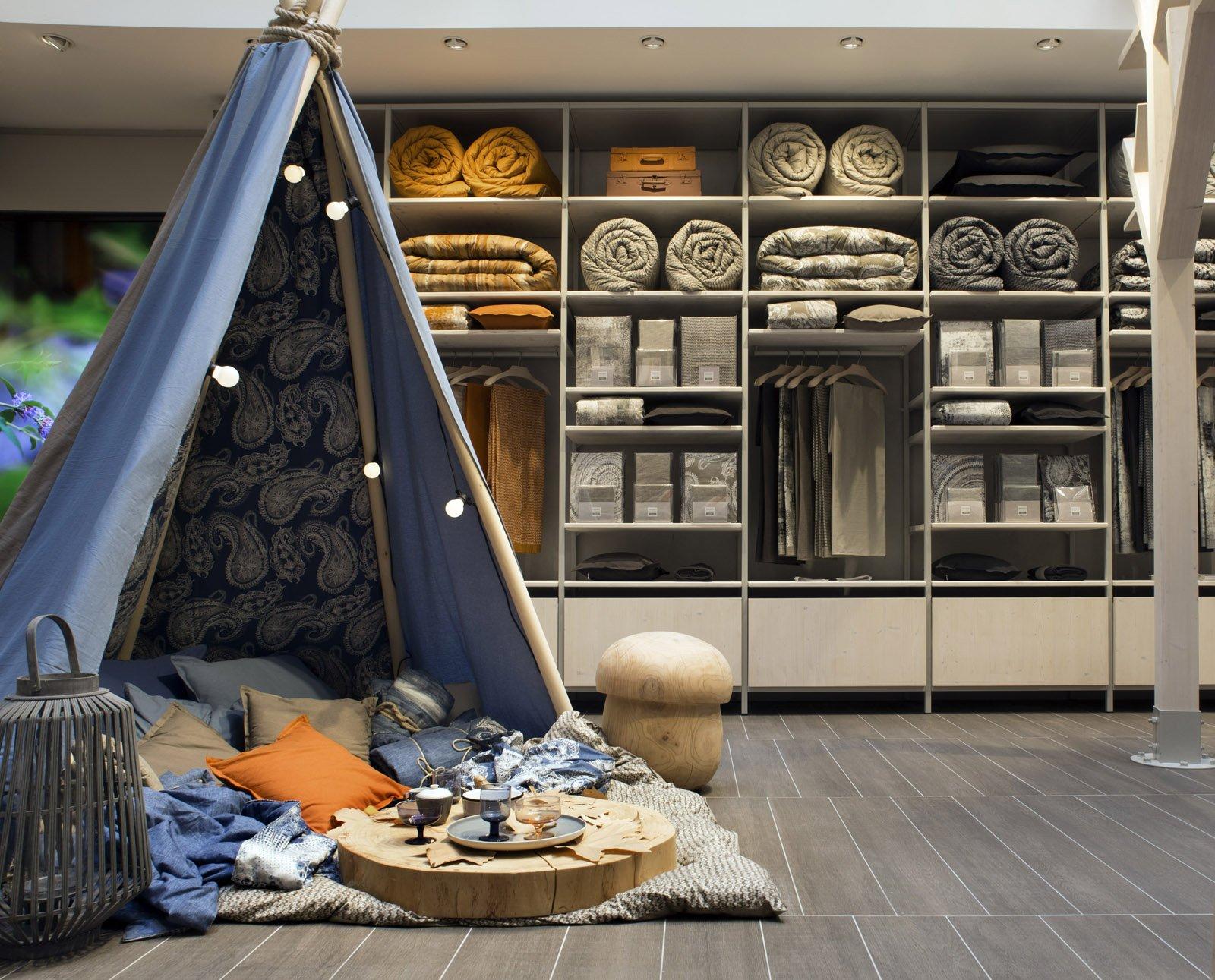 Bassetti apre a milano un nuovo flagship store cose di casa - Fiera biancheria per la casa ...