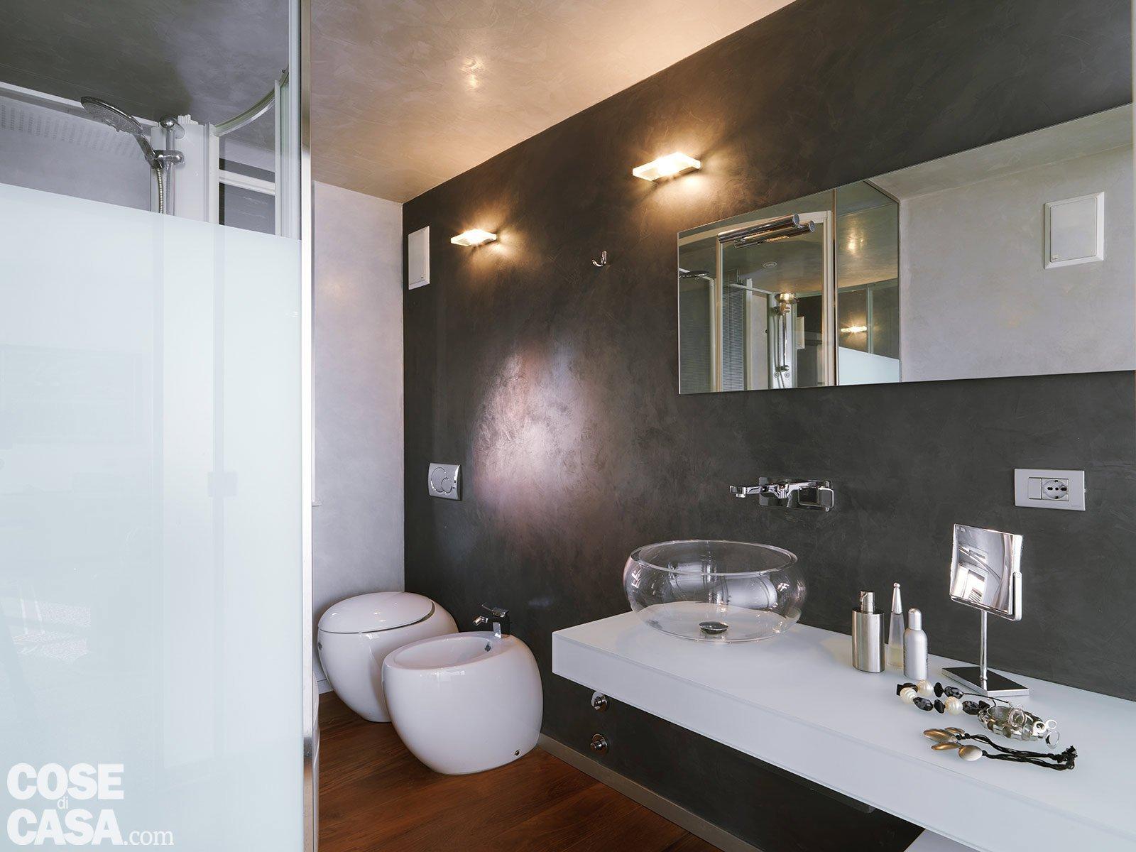 Casa soluzioni hi tech per interni anni 39 30 cose di casa - Stucco veneziano bagno ...