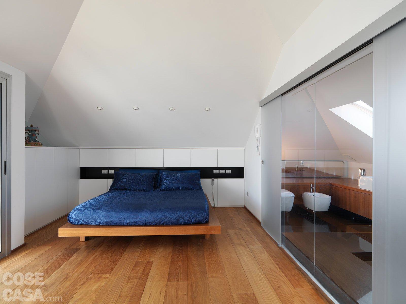 Tende a vetro per bagno moderno : tende camera da letto ikea ...