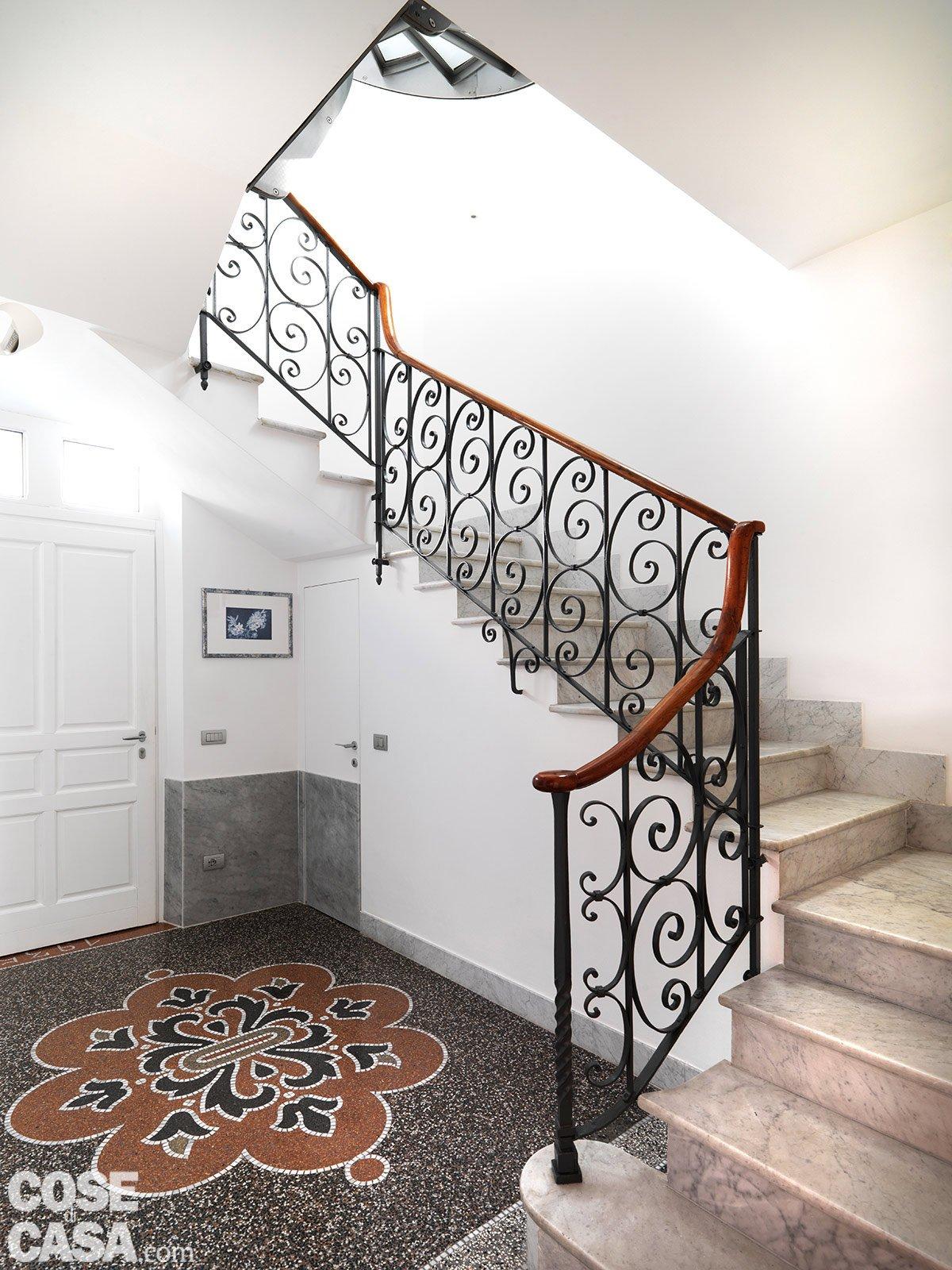 Casa soluzioni hi tech per interni anni 39 30 cose di casa - Foto di scale ...
