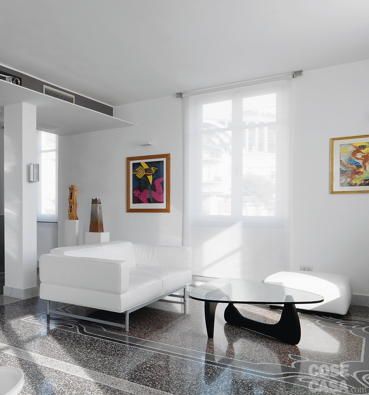 Casa soluzioni hi tech per interni anni 39 30 cose di casa for Design moderno