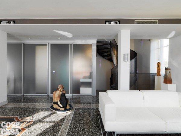 Casa soluzioni hi tech per interni anni 39 30 cose di casa - Cucine con vetrate ...