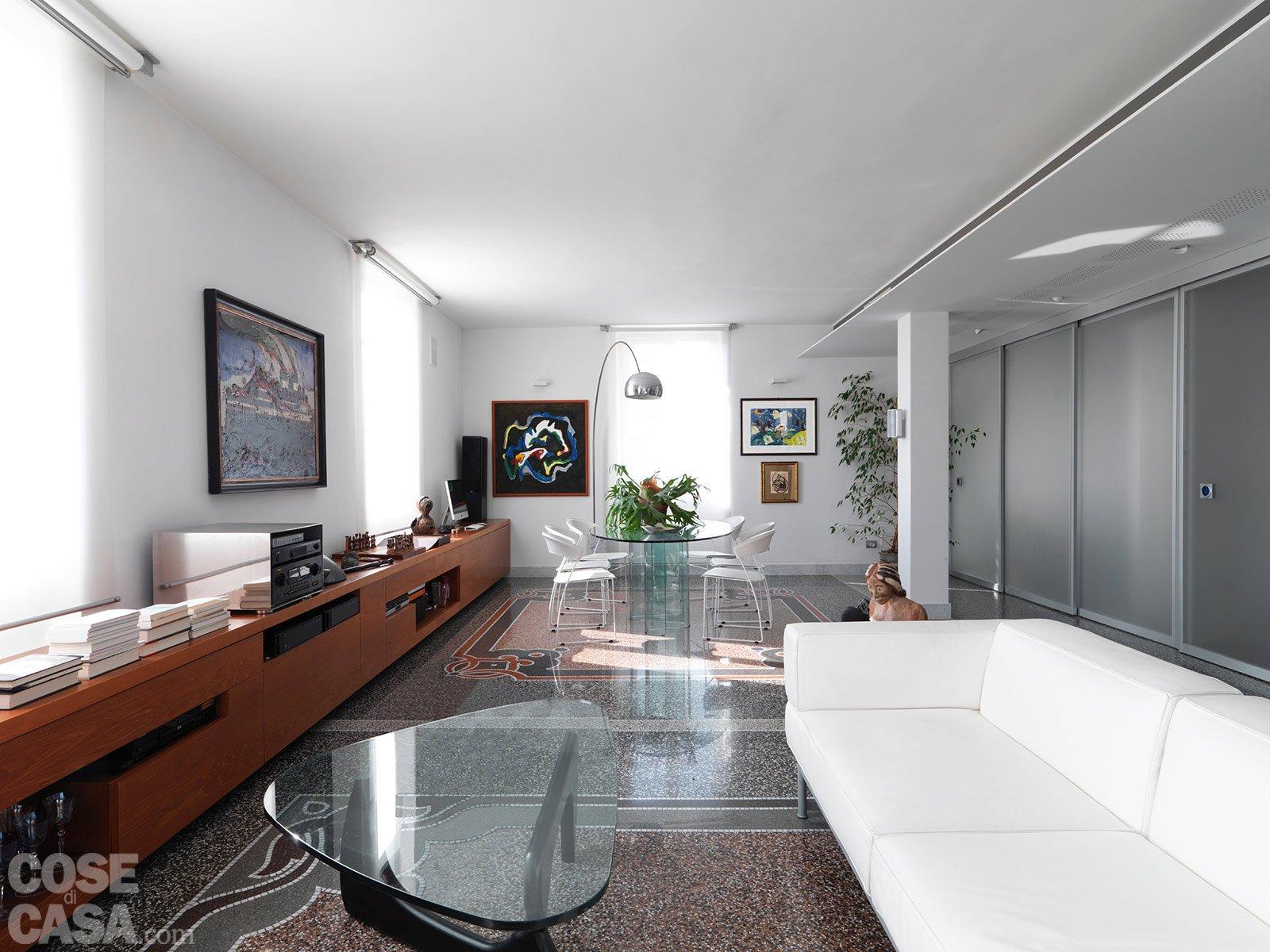 Casa soluzioni hi tech per interni anni 39 30 cose di casa - Pavimenti interni casa ...