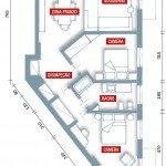 75 mq 10 idee per far sembrare pi grande la casa cose for Margherita pianta